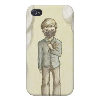 O Children Cover For iPhone 4