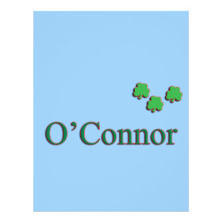 O Connor Family Flyers
