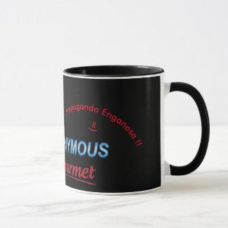 O cozinheiro anônimo mug