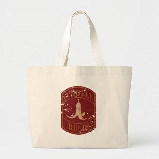 O D Peels Canvas Bags
