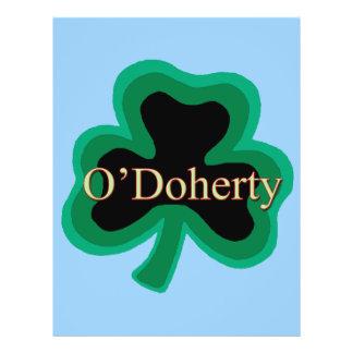 O Doherty Family Flyers