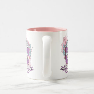 """O""""Donnell Family Crest_Wisconsin Mug Pink"""