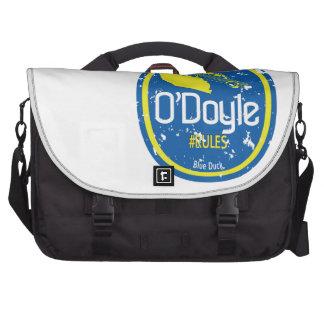 O Doyle Sticker Laptop Computer Bag
