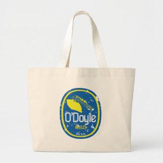 O Doyle Sticker Tote Bag