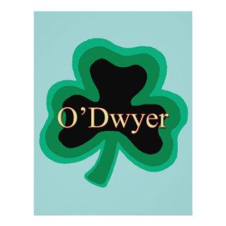 O Dwyer Family Custom Flyer
