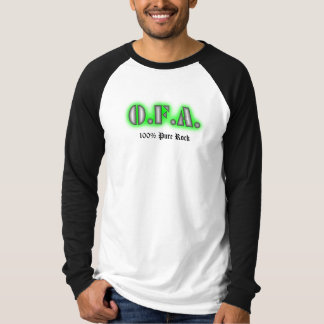 O.F.A. Baseball Style Shirt