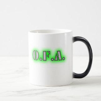 O.F.A. Mighty Morphing Mug