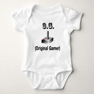 O.G. Original Gamer Baby Bodysuit