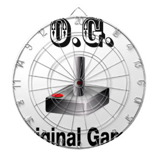 O.G. Original Gamer Dart Board