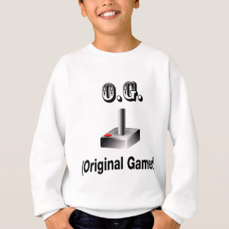 O.G. Original Gamer Sweatshirt