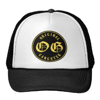 O.G. Original Gangster Trucker Hat
