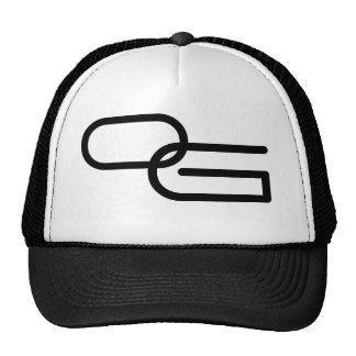 O, G TRUCKER HAT