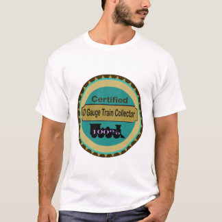 O Gauge Train Collector T-Shirt