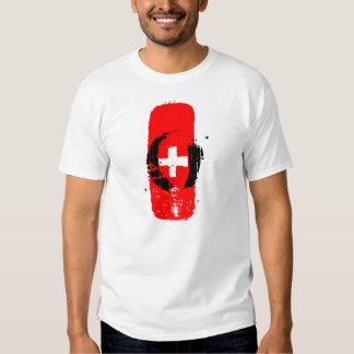 O + = groupe sanguin tee shirt