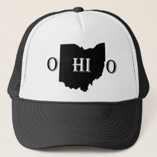 O_HI_O TRUCKER HAT