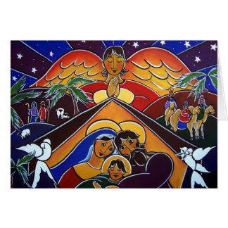 O Holy Night by Jan Oliver Card
