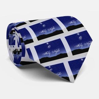 O Holy Night Men's Tie