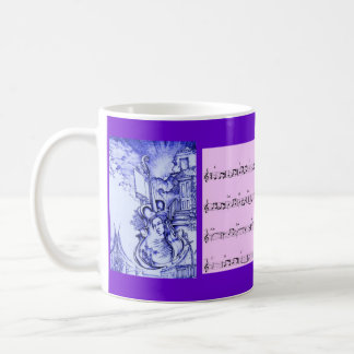O Holy Night Music Mug Gift