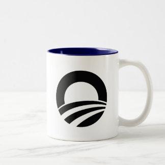 O is for Obama Mug