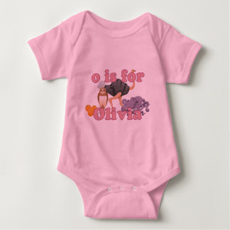 O is for Olivia Baby Bodysuit