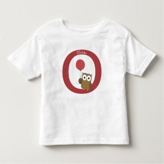 O is For Toddler T-shirt