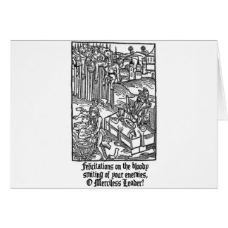 O Merciless Leader Card