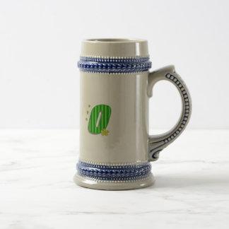 O Monogram Coffee Mugs
