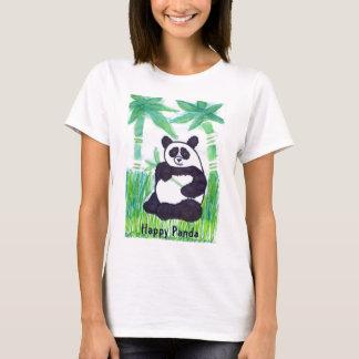 O.O. Happy Panda Private T T-Shirt