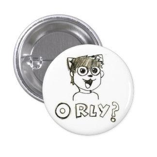 O RLY? Button