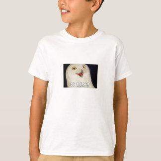 O RLY? YA RLY. T-Shirt