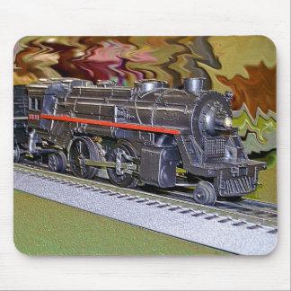 O Scale Model Train Mousepads