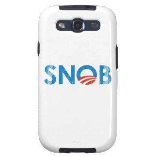 O Snob Faded png Galaxy SIII Case
