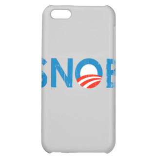 O Snob Faded png Cover For iPhone 5C