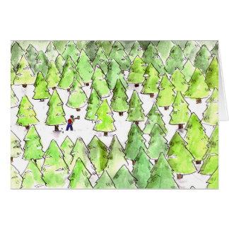 O Tannenbaum 3 Card