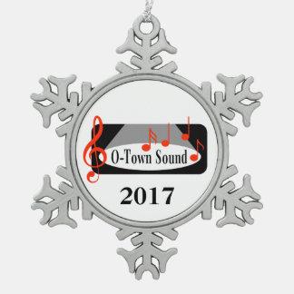 O-Town Sound Snowflake Ornament