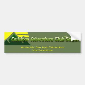 OACS Bumper Sticker