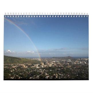 Oahu, Hawaii 2013 Calender Wall Calendars