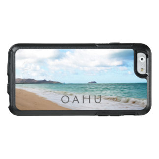 Oahu Hawaii Ocean Waves & Beach OtterBox iPhone 6/6s Case