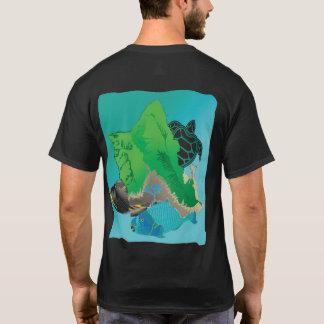 Oahu Island Hawaii T-Shirt