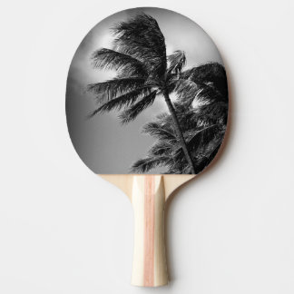 Oahu Palms Ping Pong Paddle