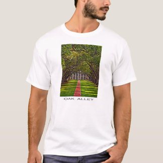 Oak Alley Plantation T-Shirt