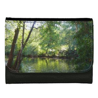 Oak Creek I in Sedona Arizona Nature Photography Wallet For Women