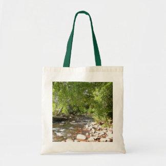 Oak Creek II in Sedona Arizona Nature Photography Tote Bag