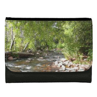 Oak Creek II in Sedona Arizona Nature Photography Women's Wallet