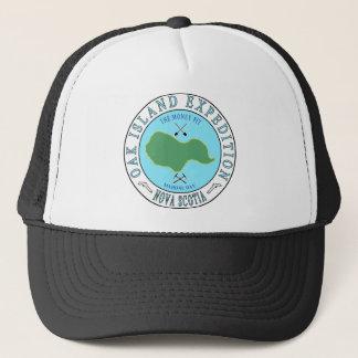 Oak Island Money Pit Expedition Trucker Hat