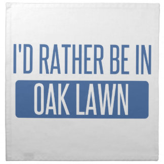 Oak Lawn Napkin