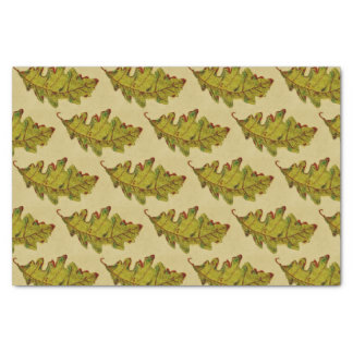 Oak Leaf Tissue Paper