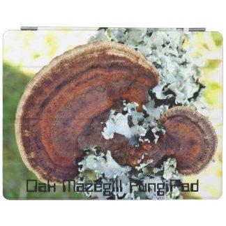 Oak Mazegill FungiPad Cover iPad Cover