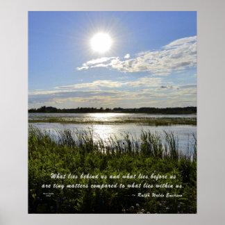 Oak Orchard Swamp Poster