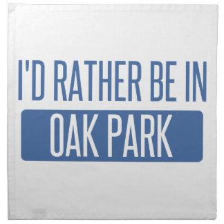 Oak Park Napkin